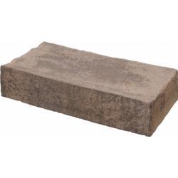 Brick Hand Perusia LA 5,5x12x25 Dark Brown Paste